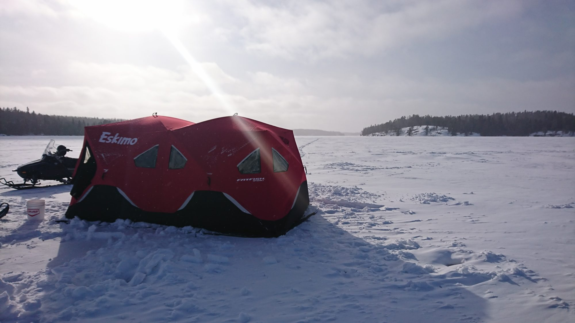 Epic Tour of Manitoba Ice Fishing Destinations 2.0