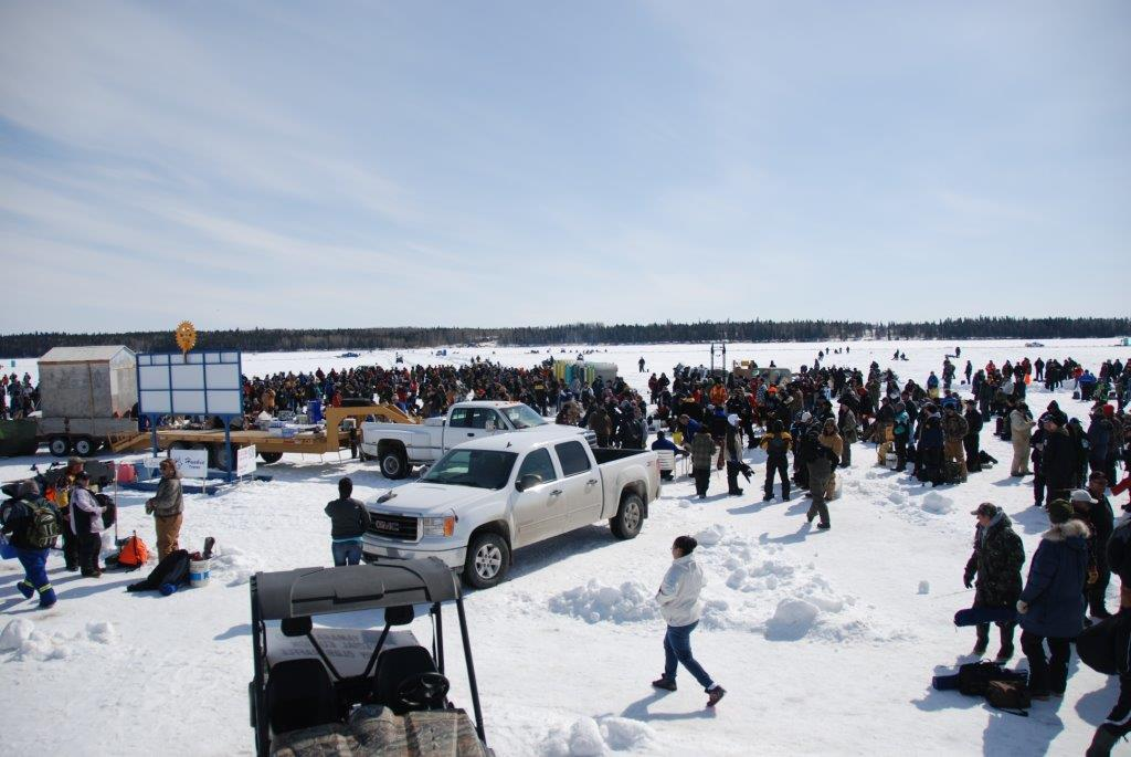 Bill Bannock Classic Ice Fishing Derby
