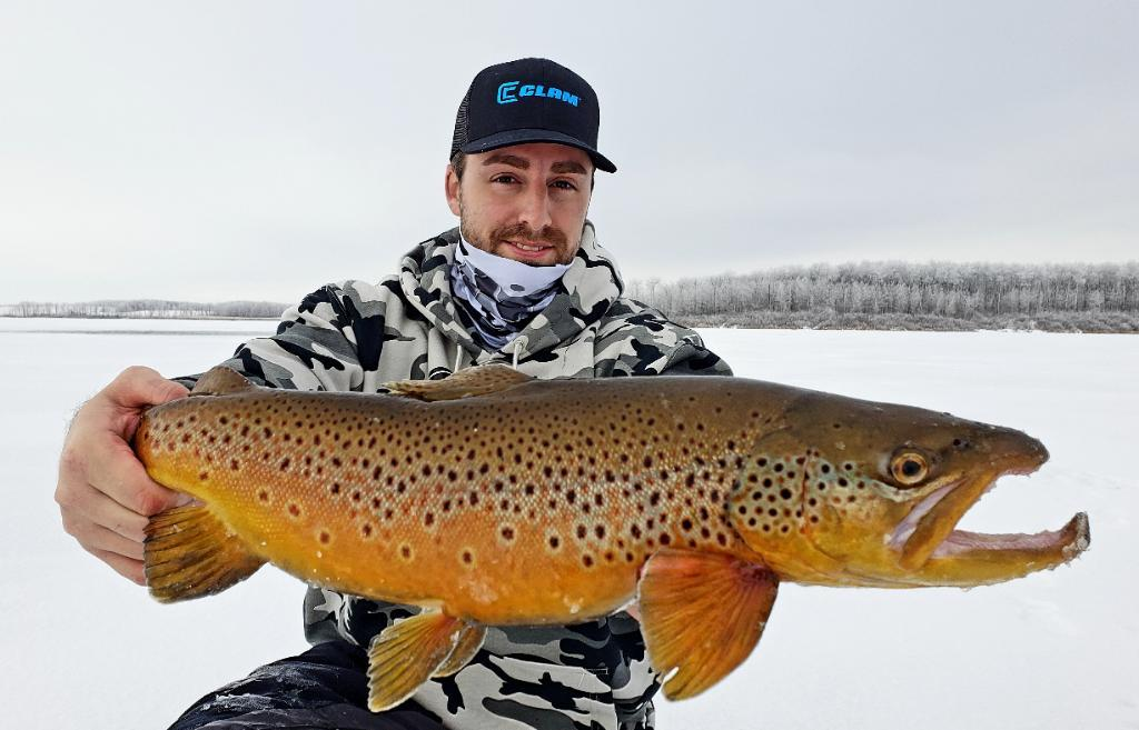 Master Angler tiger trout