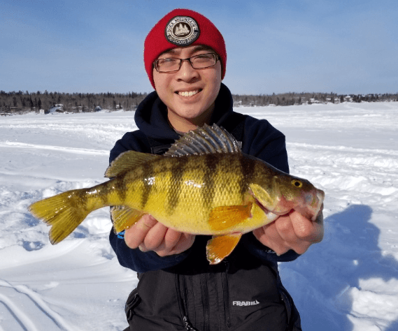 Manitoba Ice Fishing Report - February - Hunt Fish | Travel