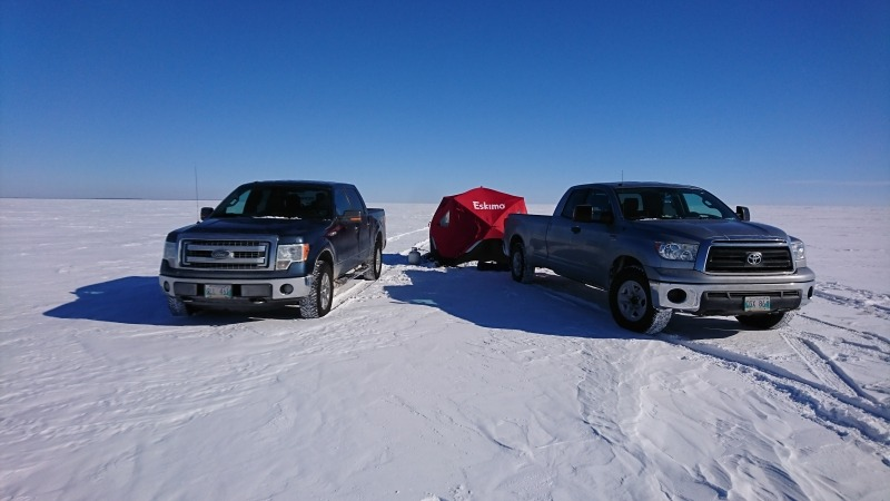 Epic Tour of Manitoba Ice Fishing Destinations 2 0 - Hunt