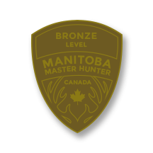 Bronze level badge