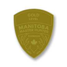 Gold level badge