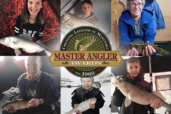 March Master Angler contest