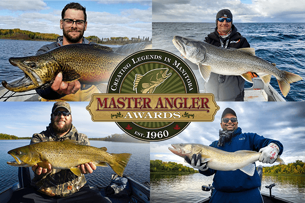 October Master Angler photo contest