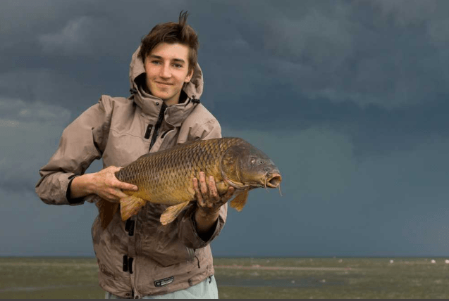nolan plew common carp
