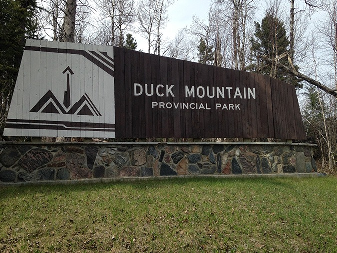 duck mountain provincial park