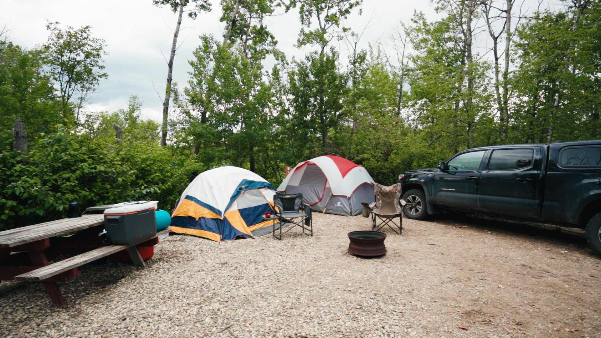rickers campground