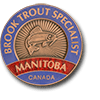 Brook trout specialist badge