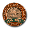 Channel catfish specialist badge