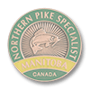 Northern pike specialist badge