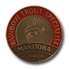 Rainbow trout specialist badge