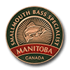 Smallmouth bass specialist badge