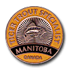 Tiger trout specialist badge